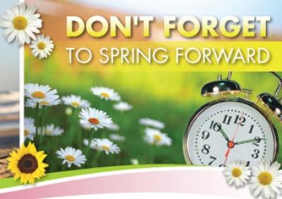 Clocks Go Forward