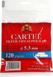 Filter Tips 5.3mm, 6mm, 8mm