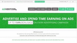 AdvertZer- naujas projektas, darbas internete...