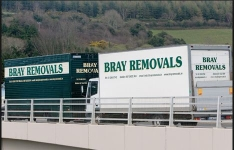 Looking for House Removals in Dublin - Bray Removals