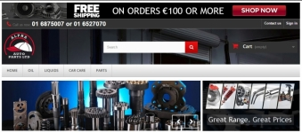 Looking for Car part in Ireland? Largest Parts Range & Best Prices. Fast & Free Delivery all Ireland