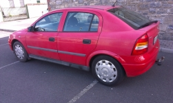 Opel Astra 2002 for sale €1150