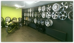 Belgard Motors - Huge Alloy Wheel selection in stock!