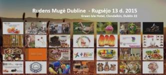 Rudens Mugė 2015 - Dubline Dalyvių Registracija!