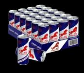 """Energy drink """"Wild Mustang"""""""