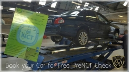 Pass NCT in first go! Let Belgard Motors Pre-Check it for you!