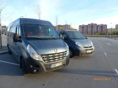 Marsrutinis minibusas kiekviena: sekmadieni 18:00 Dublinas-LT ;penktadieni 13:00 Klaipeda(per Kauna)- Airija