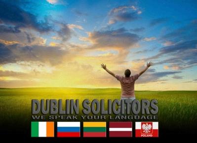Reikalingas Lietuviu advokatas Airijoje?