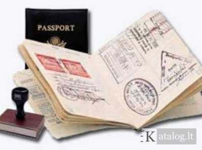 METINES VIZOS I RUSIJA, BALTARUSIJA,KAZACHSTANA, KINIJA TEL. 867984011