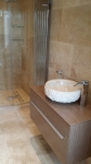 Walk in shower and wet room bathroom installations in Dublin