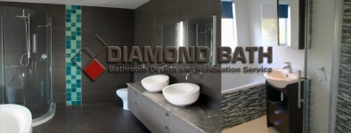 DIAMOND BATH – Specialising In Bathroom Design and Renovation Service we offer FREE no hassle quotation