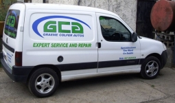 Car Signage Service in Dublin - Hi-Profile Automotive Solutions
