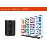 "Intel Windows 10 Mini PC ""Win Pro G2"" – CR Z3735F Quad Core CPU, RAM: 2GB"