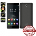 OUKITEL K4000 Smartphone – 5 Inch 2.5D Screen, Android 5.1, Quad Core, 4G