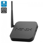 MINIX NEO Z64 Intel Mini PC – Windows 8.1 Bing, 64 Bit Z3735F Quad Core CPU