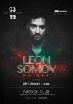LEON SOMOV (DJ SET) @ PASSION DUBLIN