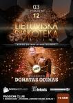 Lietuviška Diskoteka Dubline Passion Klubas Kovo 12d