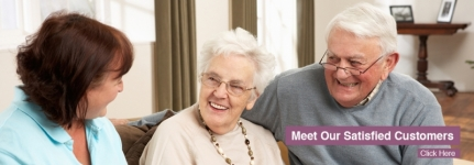 Elderly Home Care Services in Dublin - Affordable Live-in Homecare