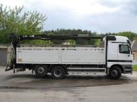 Krovinių gabenimas Vilniuje