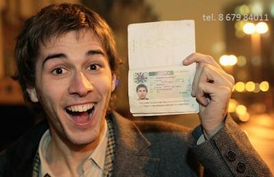Pigios vizos i Rusija ir Baltarusija nuo 18EUR, tel.867984011