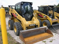 Cat, Caterpillar – Bobcat nuoma – Technikos Gidas