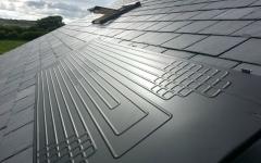 Thermodynamic Solar Panels