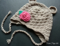 Crochet hats for babies and kids