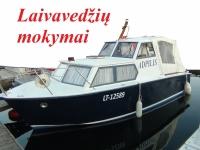 Laivavedžių kursai Vilniuje!