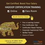 Big Data and Hadoop online free tutorial by Hub4tech