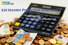 Get Income Protection Insurance at FreePriceCompare