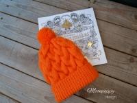 Knit, crochet hats