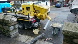 Concrete Pumps for hire in Dublin, Co. Meath, Co. Kildare, Co. Wicklow.