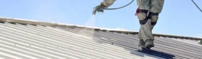 Dažai stogo hidroizoliacijai ir apšiltinimui