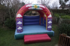 We offer a wide range of inflaable bouncy castles for all occasions in Dublin