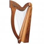 Muzikkon - Musical Instruments Ireland - lever harp for sale
