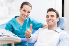 Your dental health and well being are our first concern!