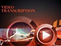 Transcription, Multilingual Subtitling, Voice Over Services, Localization