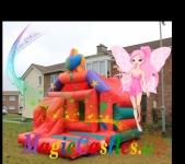 The Best Bouncy Castle Hire In Dublin for Childrens Parties for Toddlers, Kids and Teens