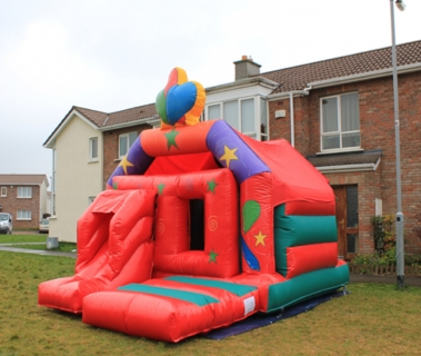 Rent Hire Party Bouncy Castle In Dublin
