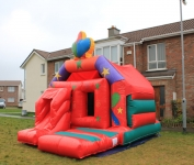 Rent Hire Party Bouncy Castle In Dublin