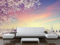 PARIS WALL MURAL FOR YOUR HOME