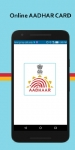 Online Aadhar Card - Android app