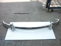 Volkswagen Beetle EU Stainless Steel Bumper