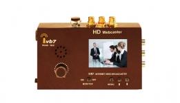 Ivb7 HD/AV Premium Webcaster with Monitor