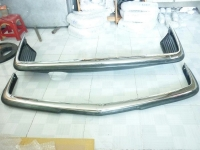 Mercedes Benz W107 bumper full set