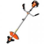 Brush Cutter Grass Trimmer 52 cc Orange 2,2 kW (141003)