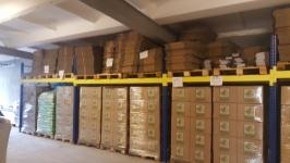 Birių ir skystų produktų fasavimas