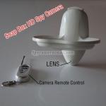 New Spy Soap Box Hidden HD Camera Remote Control 1080P Bathroom Hidden Cams 5.0 Mega Pixel DVR 32GB
