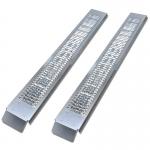 2 Steel Loading Ramps 450 kg (141770)