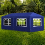 vidaXL Partytent 3x6 6wall blue (90337)